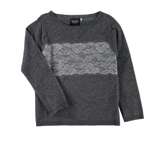 NAME IT OSANNA KIDS LS KNIT TOP