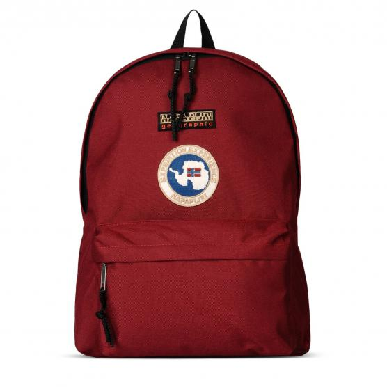 NAPAPIJRI DAY PACK VOYAGE OLD RED