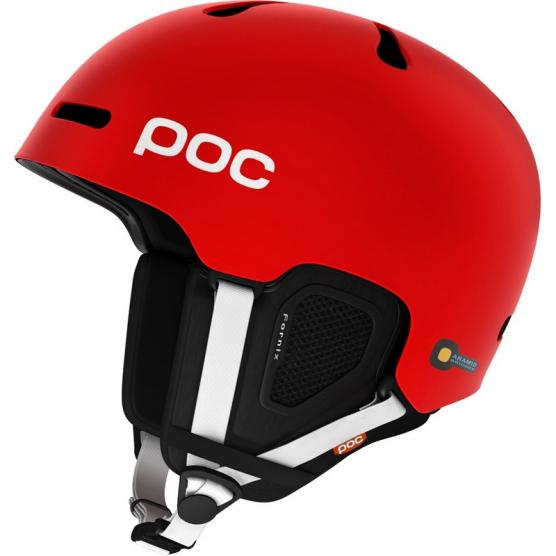 POC Fornix Red Matt