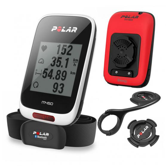 POLAR M450 HR Red Special Edition