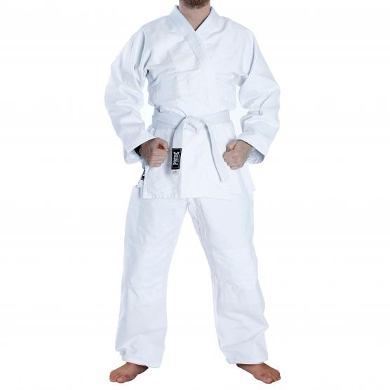 PRIDE Judogi Cotton Colour White