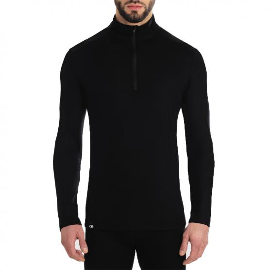 REWOOLUTION CASTOR HALF ZIP