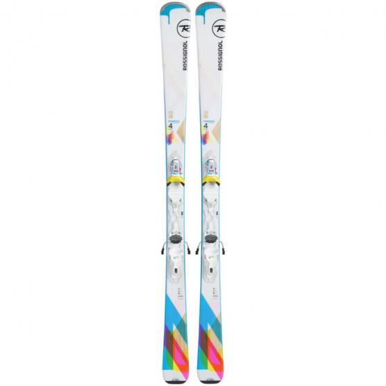 ROSSIGNOL Famous 4 + Xpress