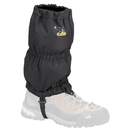 SALEWA Hiking Gaiter Black