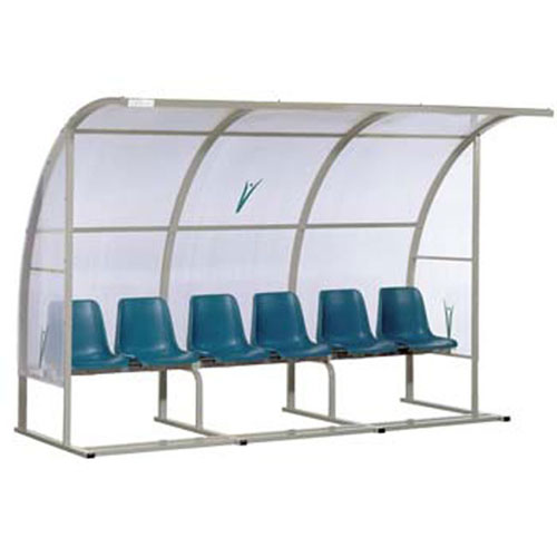 SCHIAVI Transparent Coach Bench Art.1154