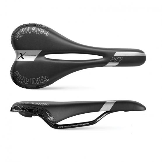 SELLE ITALIA X1 X-Cross Flow Nera