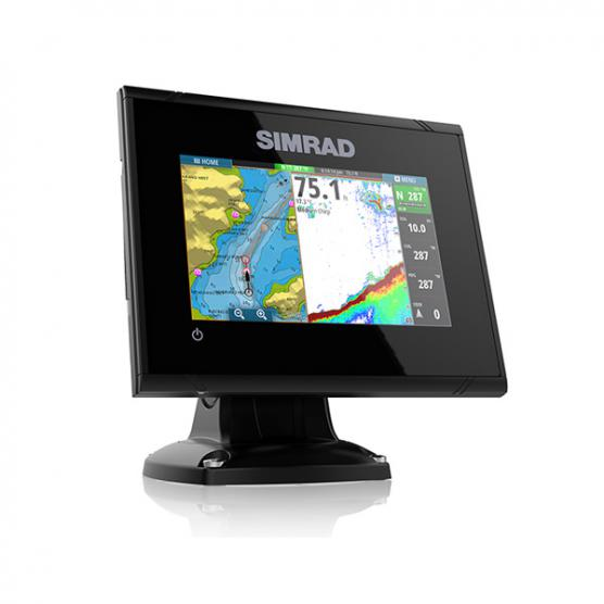 SIMRAD GO5 Med/High/Downscan