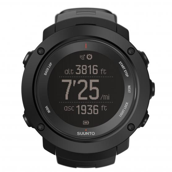 SUUNTO AMBIT 3 VERTICAL Black