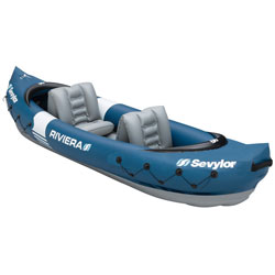 SEVYLOR Inflatable Kayak Riviera 2012
