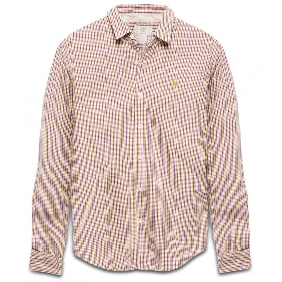 TIMBERLAND LS Rattle River Gingham Shirt 205