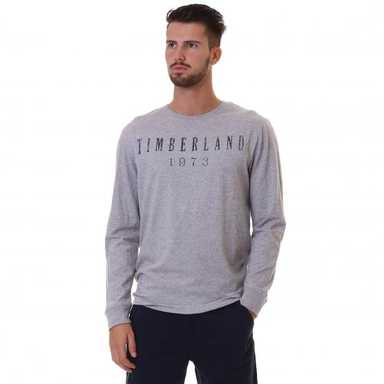 TIMBERLAND RIVER RIVER LINEAR TEE LS UOMO
