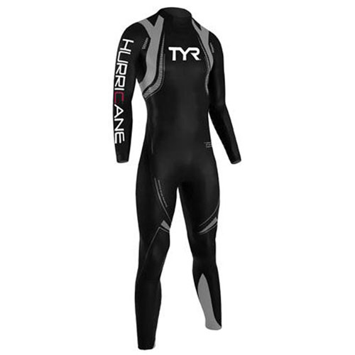 TYR Hurricane Wetsuit Category 3 Man Black