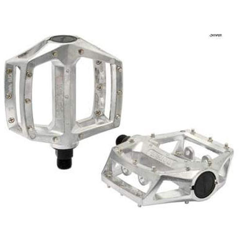 VP Pedal Freeride BMX Silver