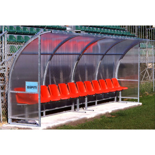 VIVISPORT Coach's Bench Mt 6 art 6234