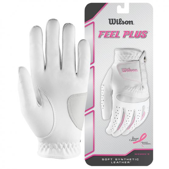 WILSON STAFF FEEL PLUS GLOVES Lady
