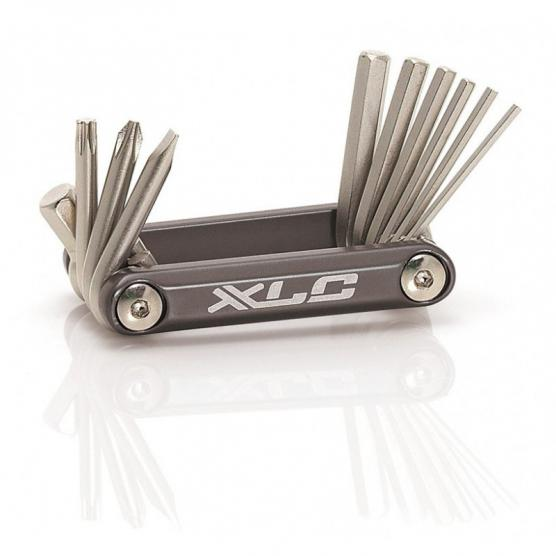 XLC Multitool TO-MT03 10 Pieces