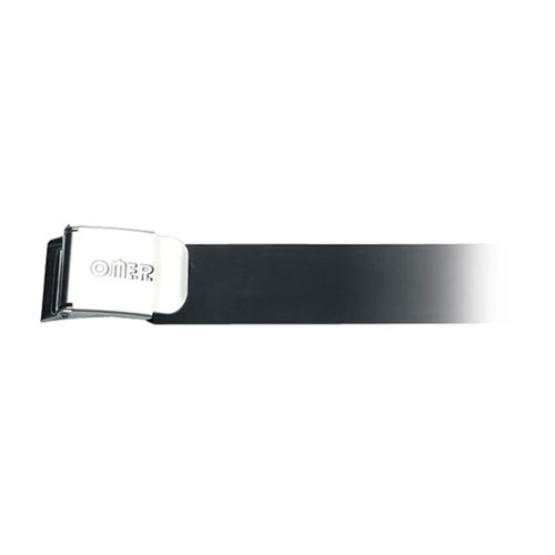 OMER Elastic Belt With Stainless Steel Buckle
