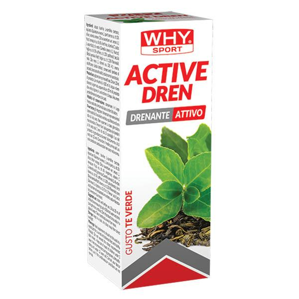 WHY SPORT Active Dren Green Tea