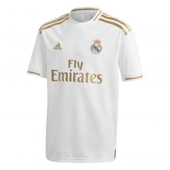 ADIDAS 19/20 REAL MADRID HOME JERSEY YOUTH
