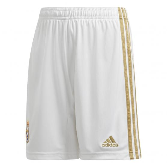 ADIDAS 19/20 REAL MADRID HOME SHORT YOUTH