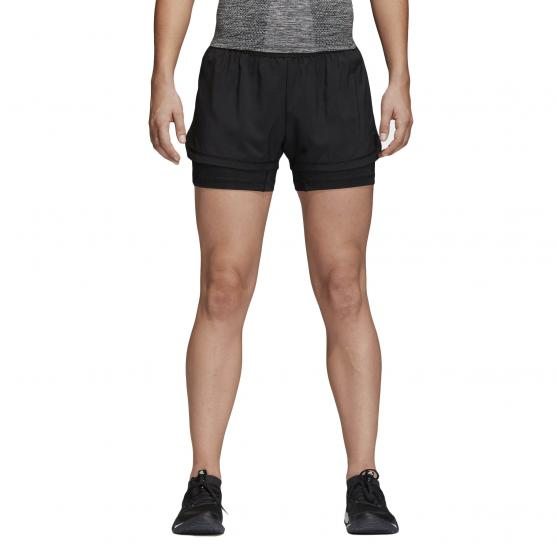 Image of adidas 2 in 1 short