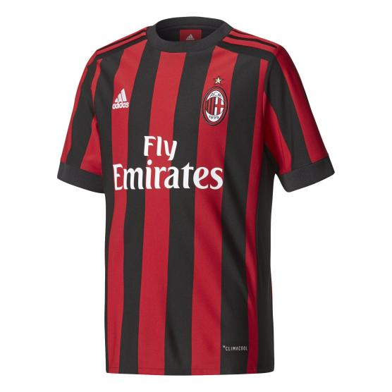 ADIDAS AC MILAN HOME JERSEY YOUTH