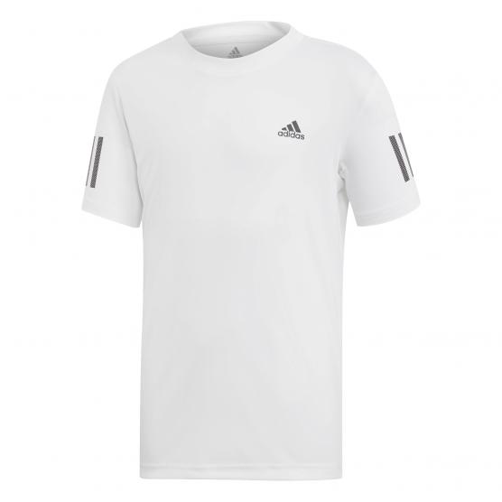 ADIDAS BOYS CLUB 3 STRIPES TEE