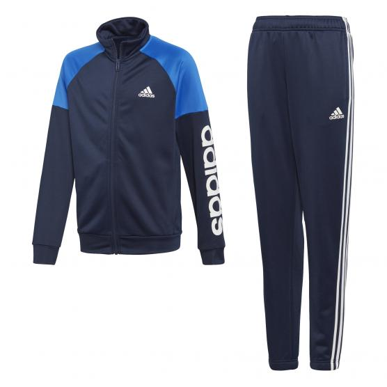 ADIDAS COTTON TRACKSUIT CLOSED