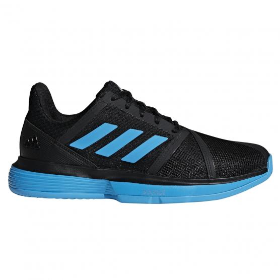 reputable site 78772 e901d ADIDAS COURTJAM BOUNCE M CLAY CORE BLACK SHOCK CYA