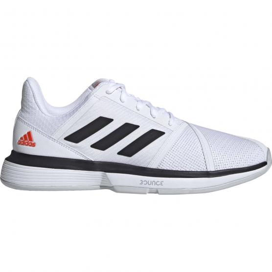 ADIDAS COURTJAM BOUNCE M WHITE/CORE BLACK/GREY