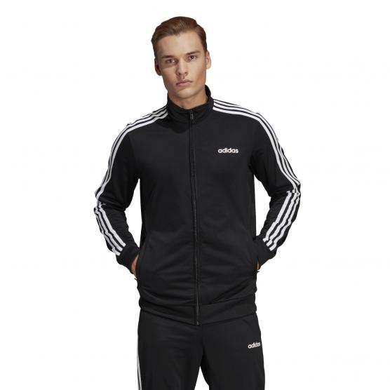 ADIDAS ESSENTIALS 3S TRICOT TRACK TOP
