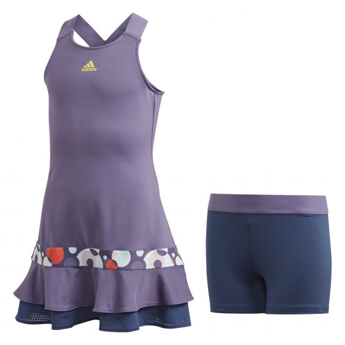 ADIDAS G FRILL DRESS TECH PURPLE