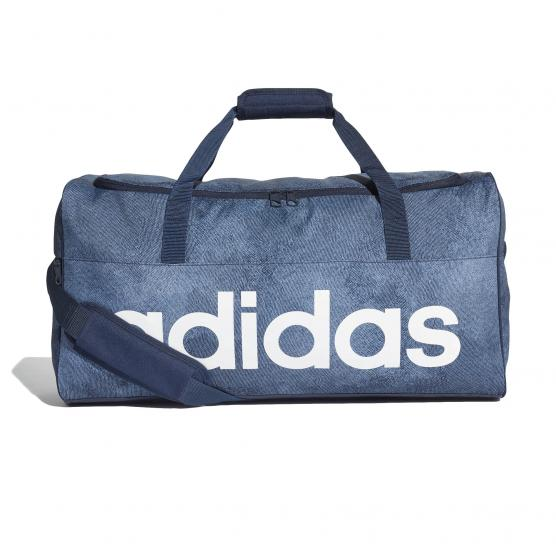 ADIDAS LINEAR PERFORMANCE DUFFEL BAG M