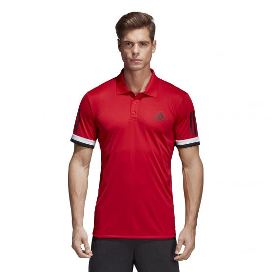 ADIDAS MAN CLUB 3 STRIPES POLO