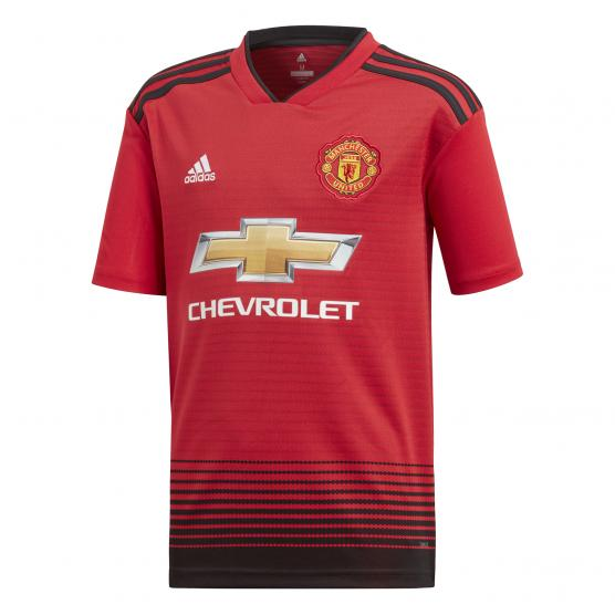 ADIDAS MANCHESTER UTD HOME JERSEY YOUTH