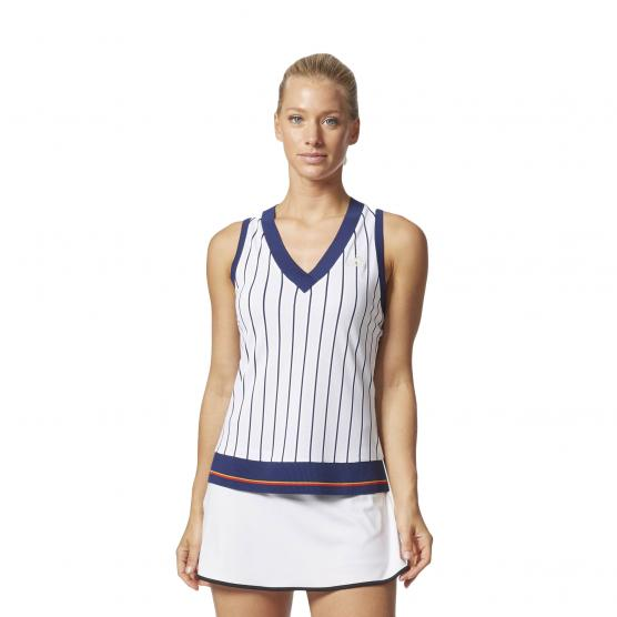ADIDAS NY STRIPED TANK