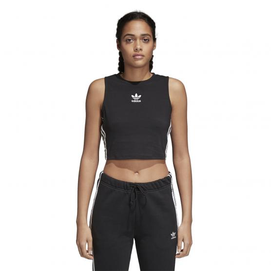 Image of adidas originals cropped tank
