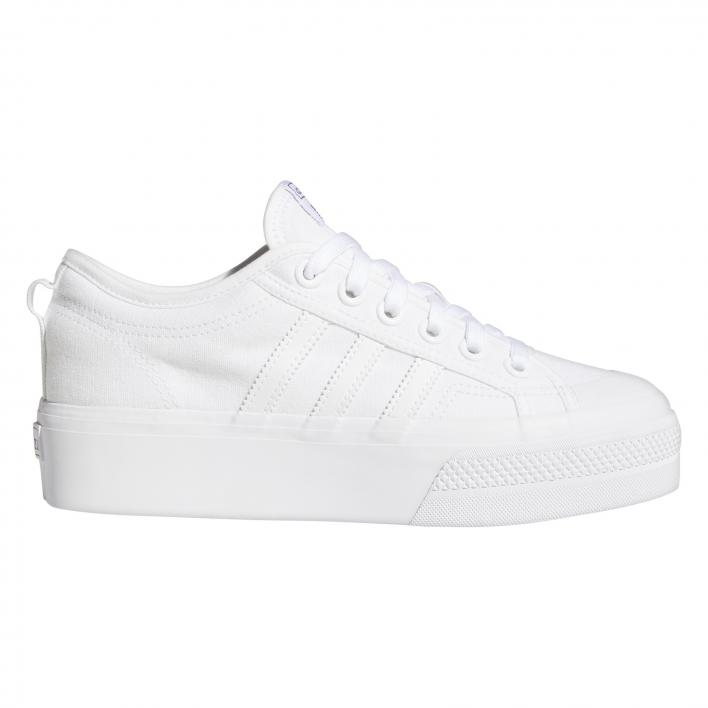 ADIDAS ORIGINALS NIZZA PLATFORM W