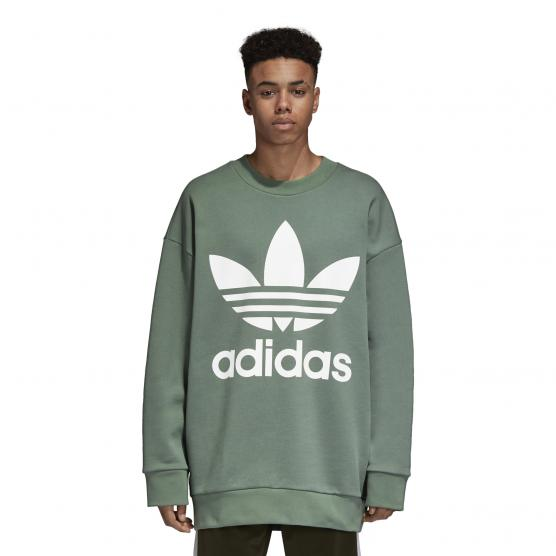 ADIDAS ORIGINALS TREF OVER CREW