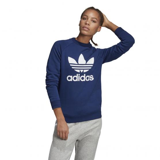 ADIDAS ORIGINALS  TRF CREW SWEAT