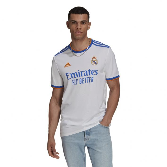 ADIDAS REAL MADRID 22 HOME JERSEY