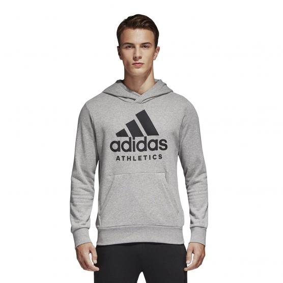 ADIDAS SPORT ID BRANDED PULLOVER HOOD FRENCH