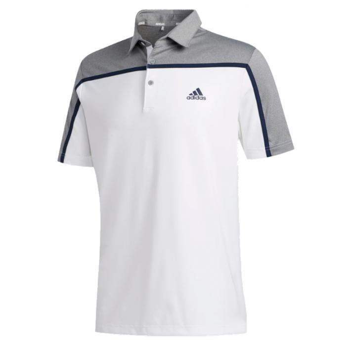 ADIDAS ULTIMATE 3STRIPE POLO