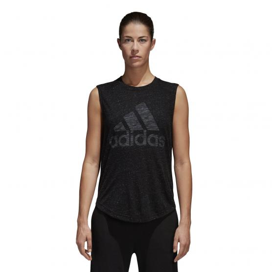 Image of adidas winner muscle tee