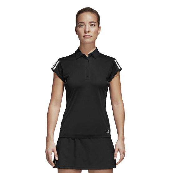 ADIDAS WOMAN CLUB 3 STRIPES POLO