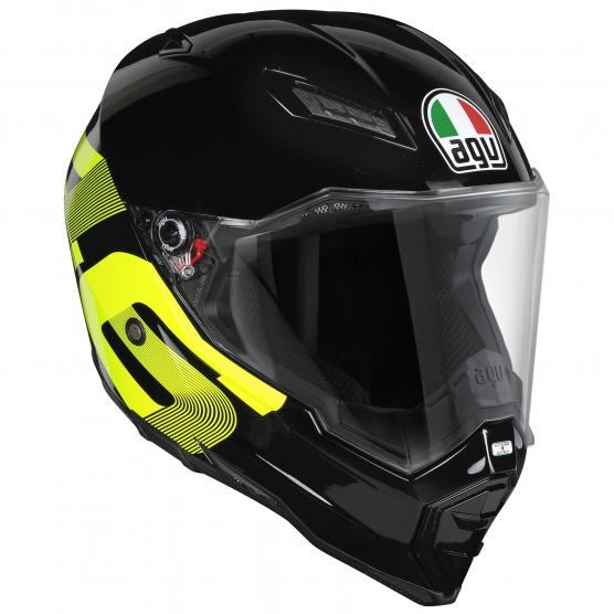 AGV AX-8 Naked Top