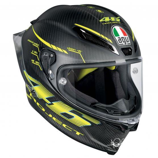AGV Pista GP Project 46 Top PLK