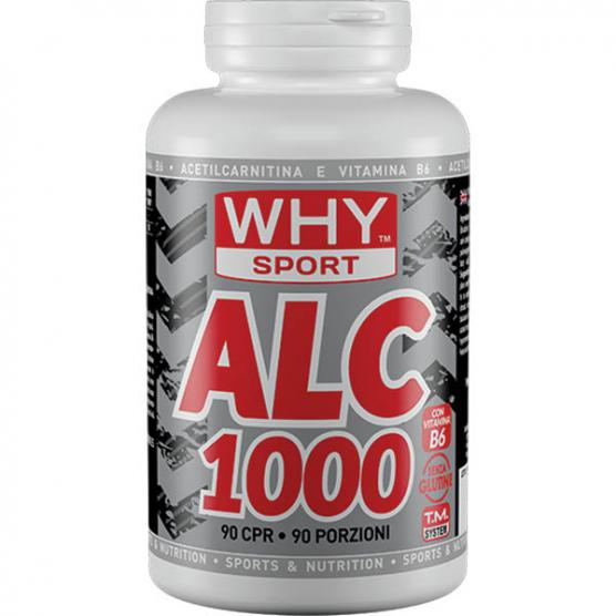 WHY SPORT Alc 1000 90cpr