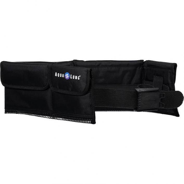 AQUA LUNG SOFT BELT WITH POCKETS
