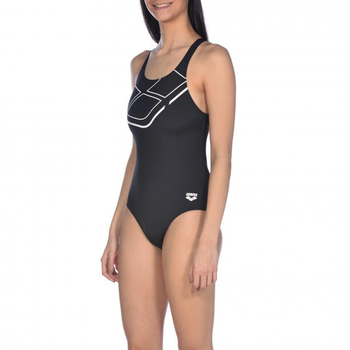 ARENA W ESSENTIALS SWIM PRO BACK ONE PIECE